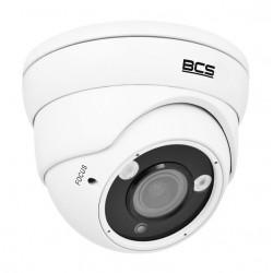Kamera kopułkowaBCS-DMQ4200IR3-B Kamera 4w1 2 MPx HD-CVI/TVI/AHD/ANALOG 1080p IR 2,8-12mm BCS