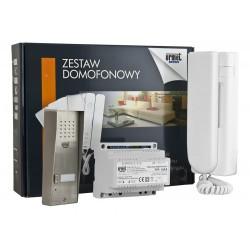 Zestaw domofonowy do domu 1-rodzinnego MIWI-URMET 5025/311