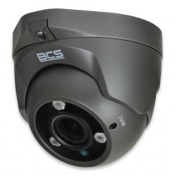 Kamera 4w1 2MPix HD-CVI/TVI/AHD/ANALOG IR kopułkowa 2,8-12mm BCS