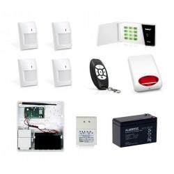 Zestaw alarmowy bezprzewodowy K04 Satel