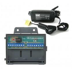 Zasilacz impulsowy 12V / 3500mA + rozgałęziacz LZ-1