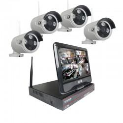 Zestaw kamer WI-FI KIT-WIFI4LCD