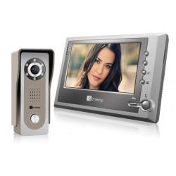 """Zestaw wideodomofonowy z monitorem 7"""" GENWAY F-S7V11"""