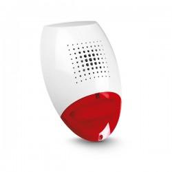 Sygnalizator zewnętrzny akustyczno-optyczny Satel SP-500 R