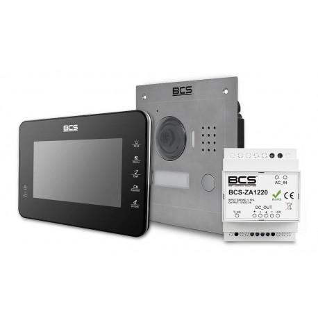 BCS-VDIP7 Zestaw wideodomofonowy