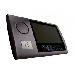 Monitor wideodomofonu z funkcja pamięci Kenwei kolor blackberry KW-S701C_B-W200